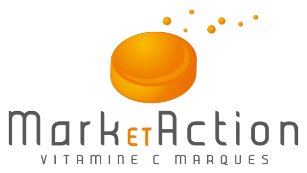 Logo Mark et Action Agence Marketing Martinique